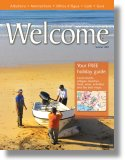 Welcome Magazine - Algarve Tourist Guide