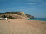 Luz Beach (Winter), Algarve - Luz Photographs